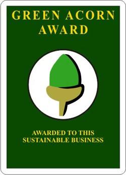 Green Acorn Award